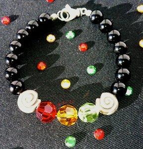 Stop, Balance, Go! Bracelet - Product Image